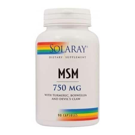 MSM (metilsulfonilmetan) 90cps SECOM