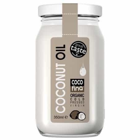 Ulei de Cocos 350 ml BIO COCOFINA