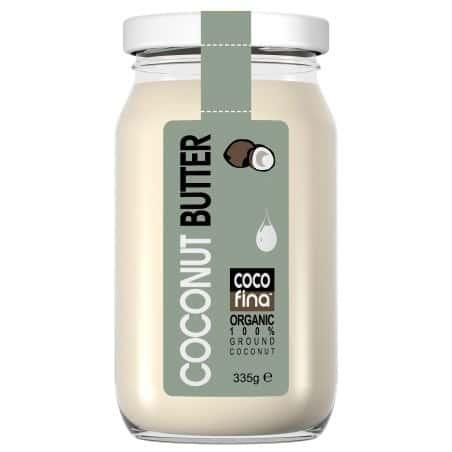 Unt de Cocos Organic 335 gr COCOFINA